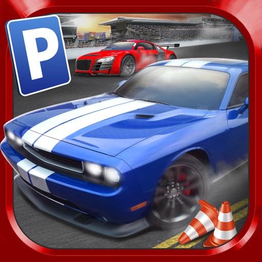 3D Real Test Drive Racing Parking Game - АвтомобильГонки ИгрыБесплатно