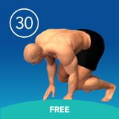 Men's Burpee 30 Day Challenge FREE