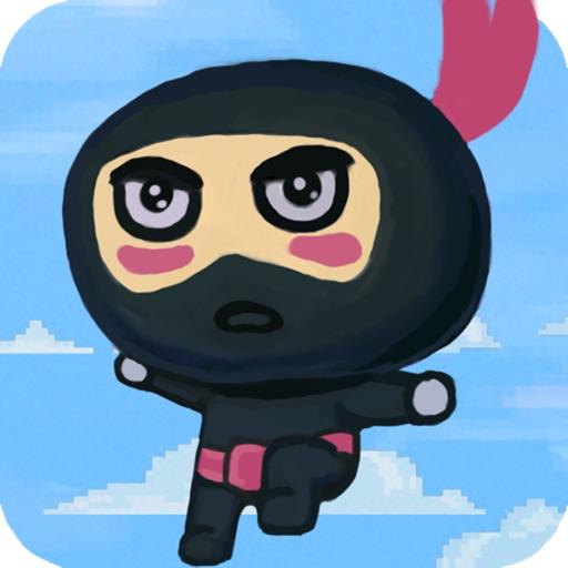 Ninja Jump-Fly On Line