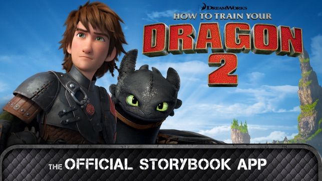 how to train your dragon ipad game