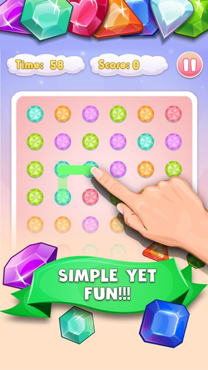 Gem Dots and Boxes Connect 2015