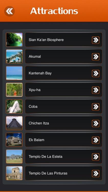 Tulum Offline Travel Guide