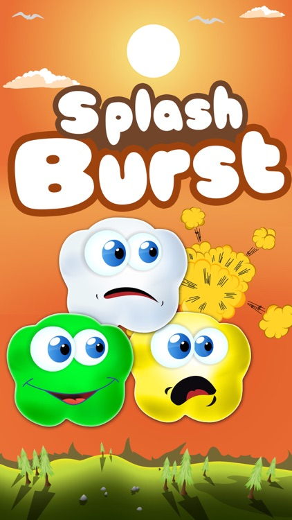 Splash Burst - Chain Reaction Bubble Shooter screenshot-0