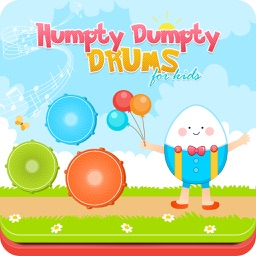 Humpty Dumpty Drums Pro - Kids Musical Station