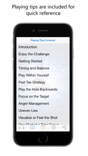 Visulax Golf - Master the Mental Game and Tips to Score Better Now Screenshot