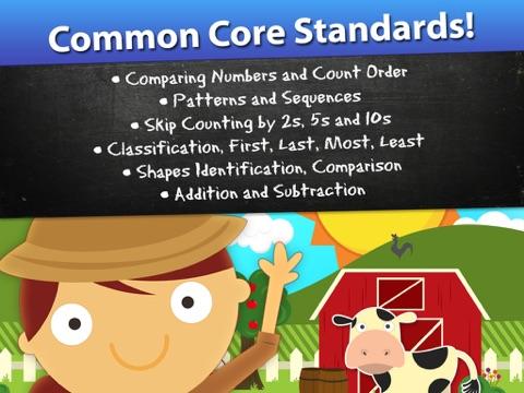 Animal Math Games For Kids In Pre K Kindergarten And 1st Grade