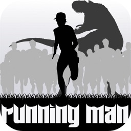 Running Man - Help Adventurous Explorer Escape from Secret Garden of the Lost World