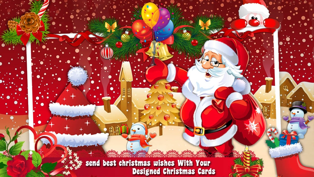 Christmas Card Maker free 2015 - Online Game Hack and Cheat ...