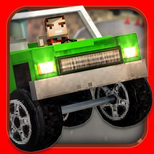 Crafting Cars . Kostenlose Auto Rennen Spiele für Kinder