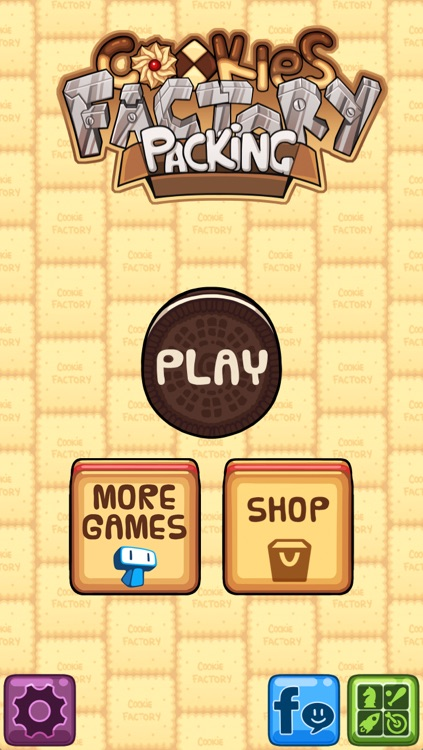 Cookie Factory Packing - The Cookie Firm Management Game screenshot-3