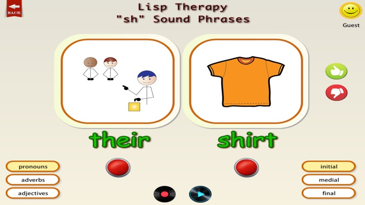 Lisp Therapy screenshot-3