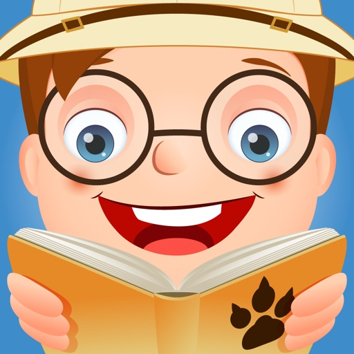 I Read - Animals (Reading Comprehension for Kids)