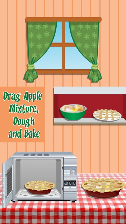 Apple Pie Maker - A kitchen cooking and bakery shop game screenshot-3