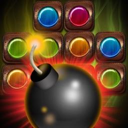 A Steampunk Machine Challenge Matching Puzzle Game
