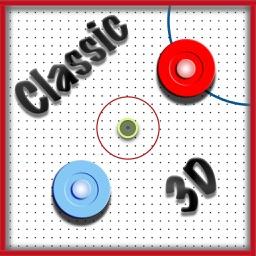 Air Hockey - Classic 3D