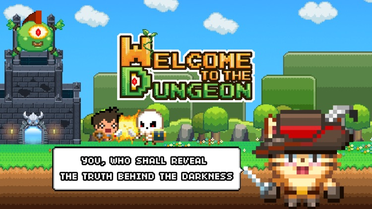 Welcome to the Dungeon screenshot-0
