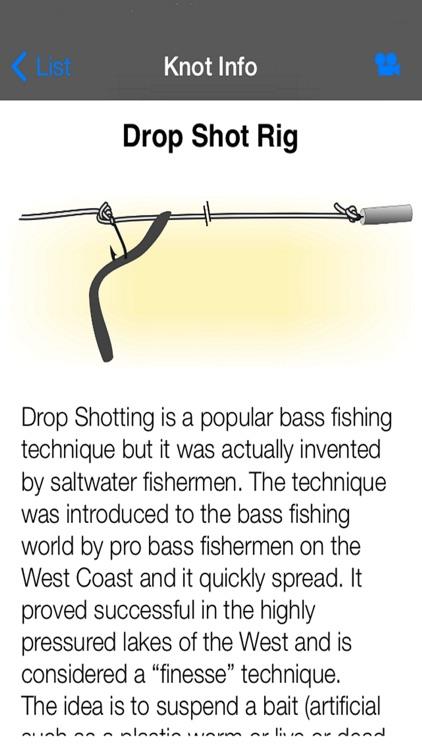 Animated Fishing Knots screenshot-3