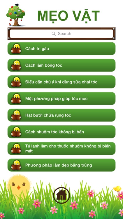 Mẹo Vặt Number One screenshot-3
