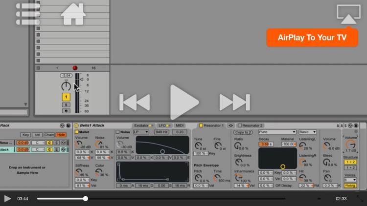 Killer Sound Design in Live 9 screenshot-4