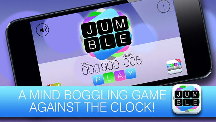 Jumble FREE - The mind boggling word search game screenshot-3
