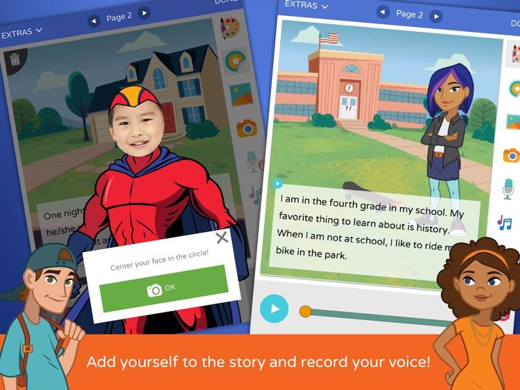 Scribble Press - Creative Book Maker for Kids screenshot-4