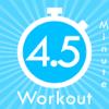 4,5 mintue träningspass
