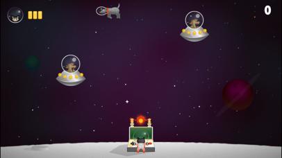 Commander Space Cat screenshot two