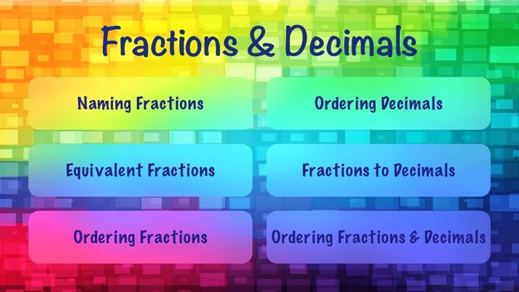 Fractions & Decimals screenshot-0