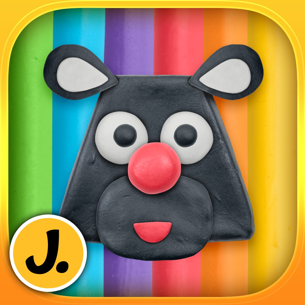Imagination Box - creative fun with play dough colors, shapes, numbers and letters - Free
