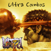 Toni Vehse - Ultra Combos - Street Fighter Edition アートワーク