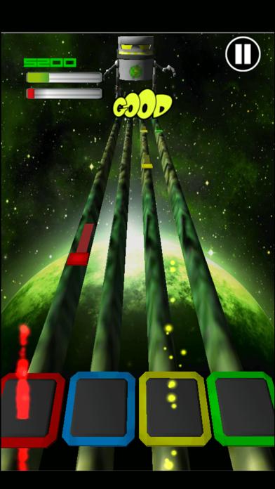 MPC Dubstep Hero Screenshot on iOS