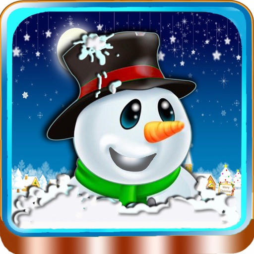 Hit The  Frozen Snowman: Crazy Snowball Challenge New Year for Cool Shooters
