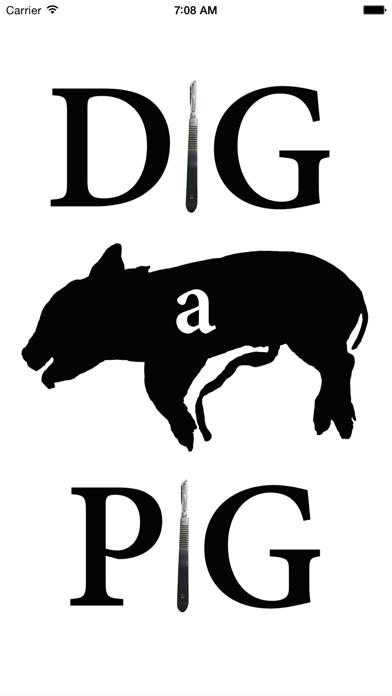 Screenshot #1 pour Dig a Pig
