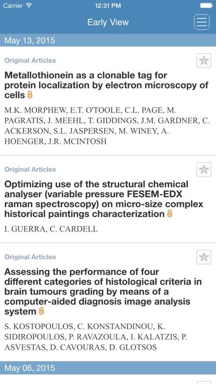 Journal of Microscopy screenshot-3