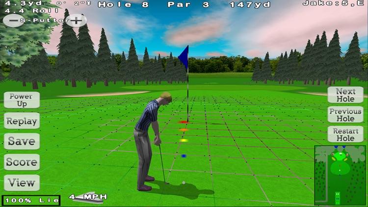 Nova Golf screenshot-3