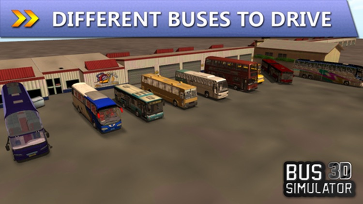 Bus Simulator 3D screenshot-4