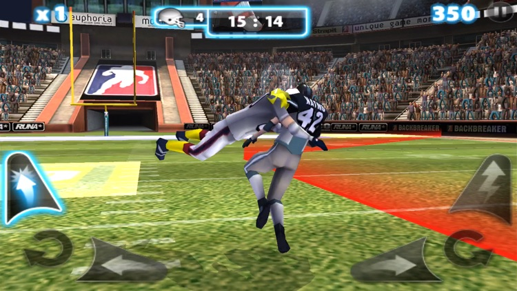 Backbreaker 2: Vengeance screenshot-4