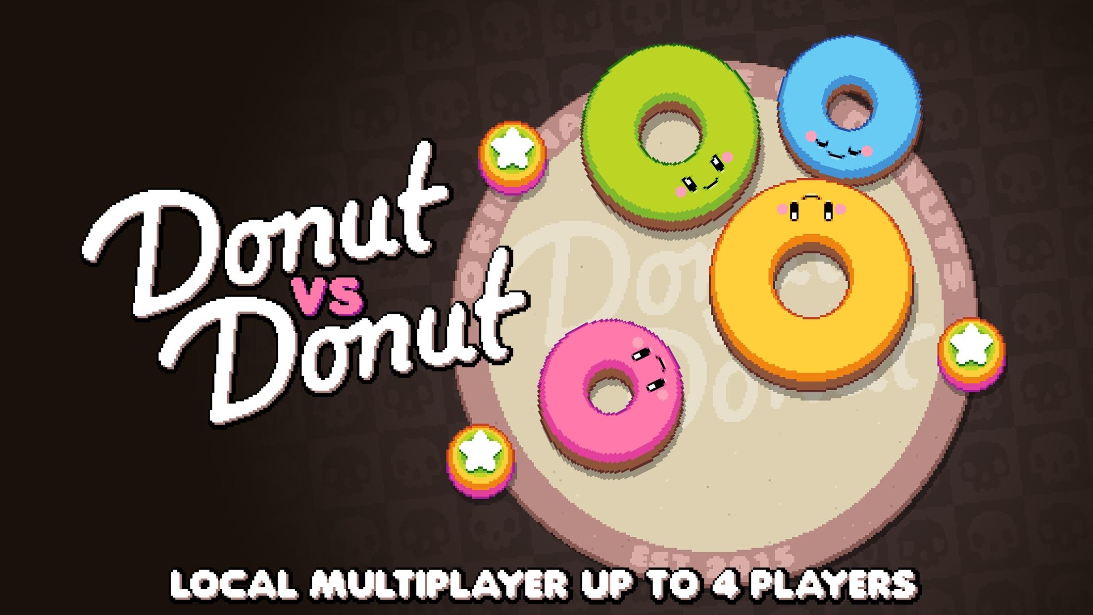 Donut vs Donut Screenshot