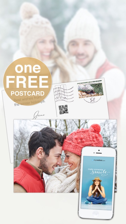 Postcard™ - Greeting cards and Postcards send worldwide