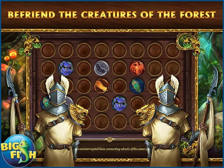 Grim Legends 2: Song of the Dark Swan HD - A Magical Hidden Object Game