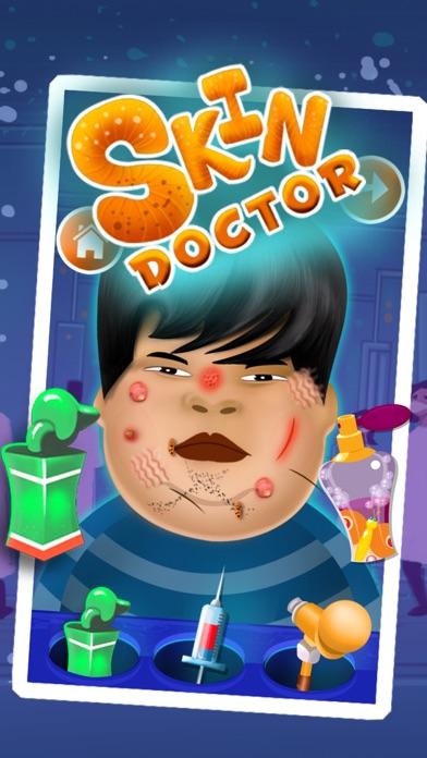 皮膚醫生 - 面部美容療程治愈的疾病的化妝品,在門診醫生屏幕截圖1