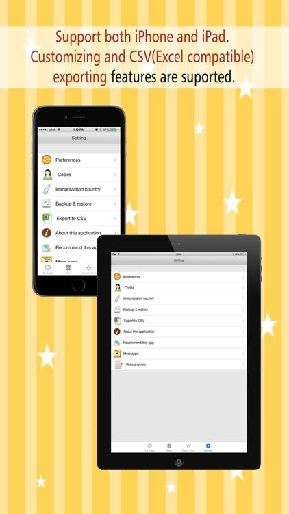 iCareRoom Baby Activity Tracker & Logger screenshot-4