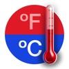 Fahrenheit To Celsius, the fastest temperature converter - iPhoneアプリ