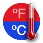 Fahrenheit a Celsius, el más rápido convertidor de temperatura icon