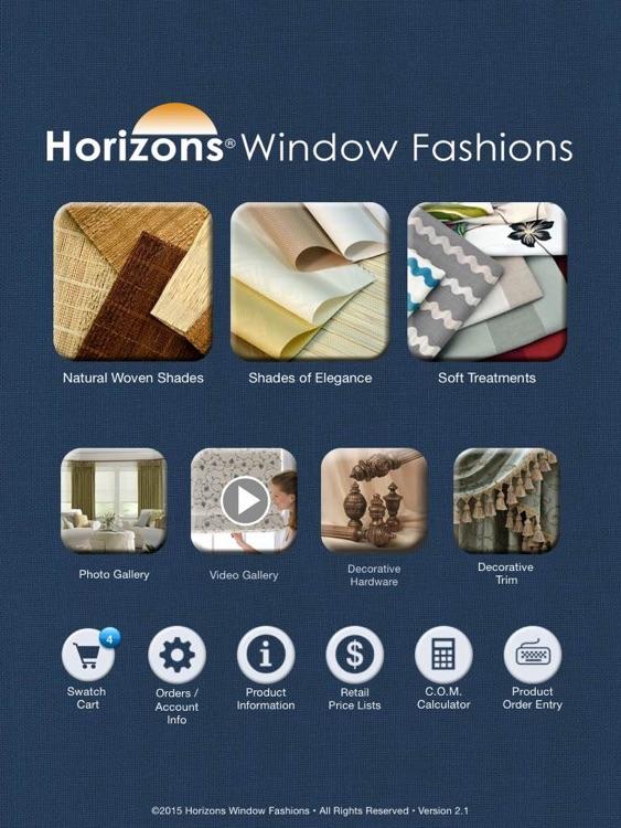 Horizons® Sample Book