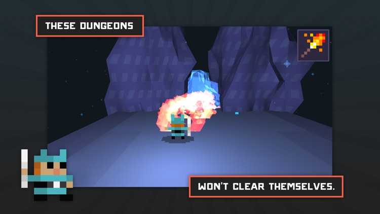 Dungeon Highway Adventures screenshot-3