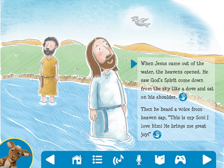 My First Hands-On Bible: How Jesus Lived screenshot-3