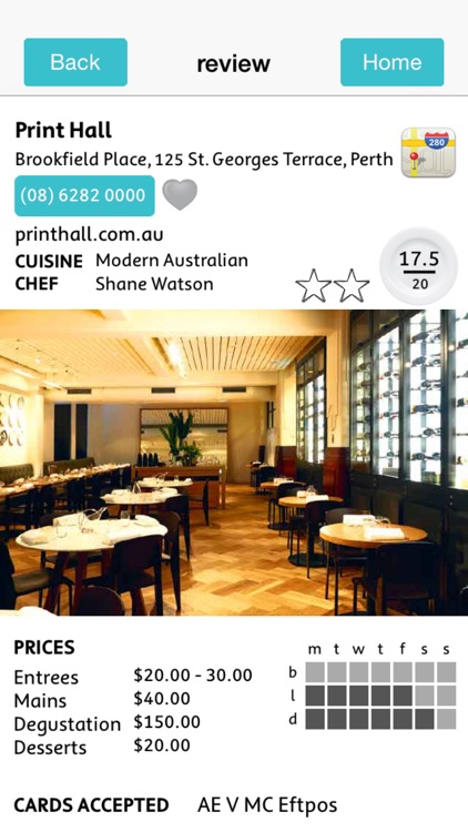 The West Australian Good Food Guide 2015 screenshot-4