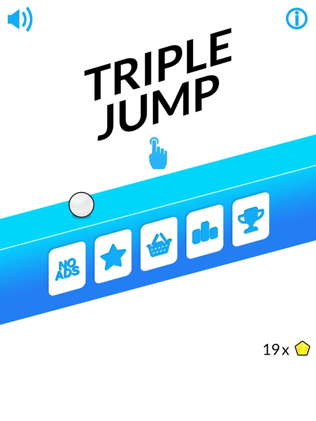 Triple Jump Screenshot