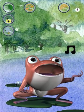 Скачать игру Говорящая Лягушка